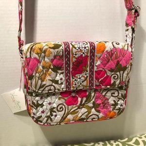 Vera Bradley Rachel Tea Garden Crossbody Bag